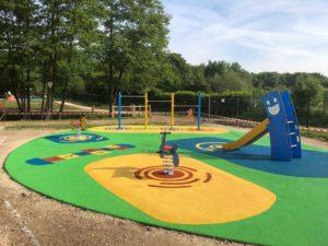 Jeux au parc