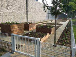 Mobilier Urbain - Jardins partagés